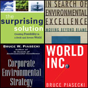 Books by Bruce Piasecki